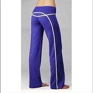 LuLulemon Tracker pants